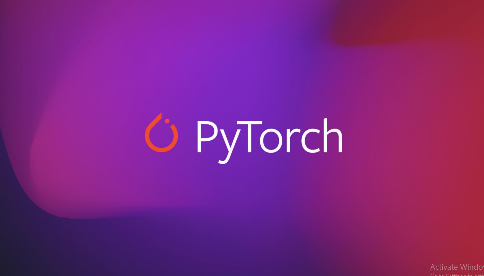 PYTORCH VS TENSORFLOW DEEP LEARNING